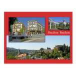 Baden-Baden picture postcard