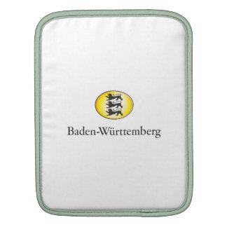 Baden-Wuerttemberg Wappenzeichen Sleeves For iPads