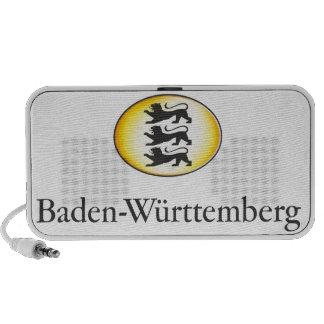 Baden-Wurtemberg Wappenzeichen iPod Altavoz