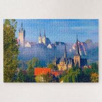 Baden Württemberg Germany. Jigsaw Puzzle