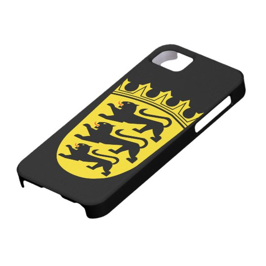 Baden-Württemberg iPhone SE/5/5s Case