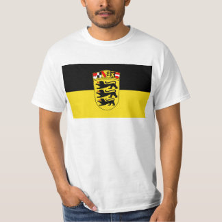Baden-Württemberg(State, Greater Arms), Germany Tee Shirt