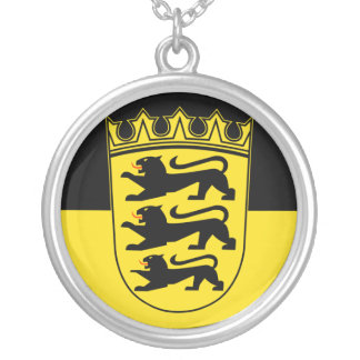 Baden-Württemberg (State, Lesser Arms), Germany Custom Jewelry