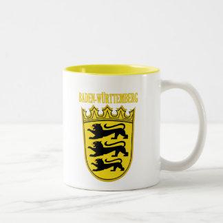 Baden-Wurttemberg Two-Tone Coffee Mug