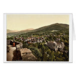Badenweiler, Black Forest, Baden, Germany rare Pho Greeting Card