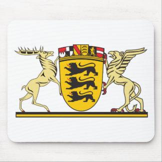 badenwurtemberg_coa1 mouse pad