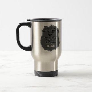 Badge # 30-06 Deer Field Agent Mug