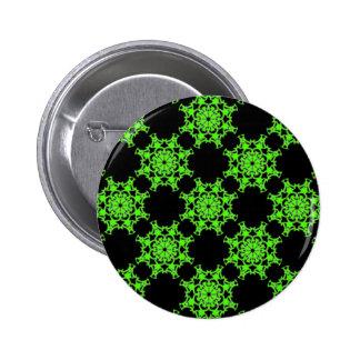 Badge Chakra vert