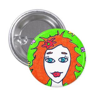 Badge Chloé by KrikiSalami Pin