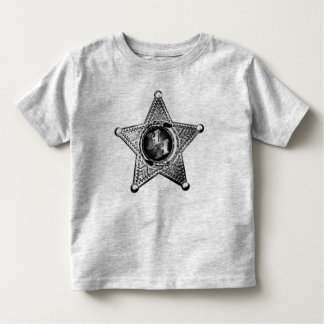BADGE for toddlers Shirts