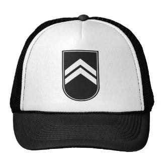 Badge honor badge trucker hat