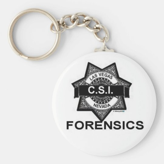 badge keychain