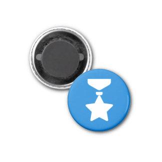 Badge Magnet - Medal