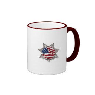 Badge Coffee Mugs