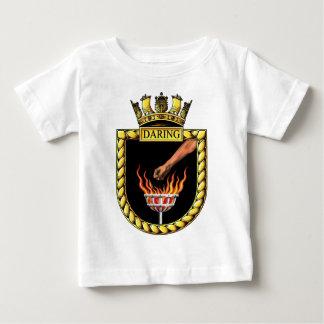 Badge of HMS Daring Baby T-Shirt