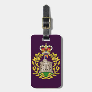 Badge of the House of Windsor Bag Tag