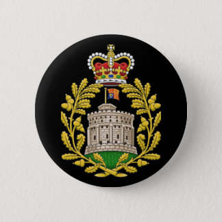 Badge of the House of Windsor Button