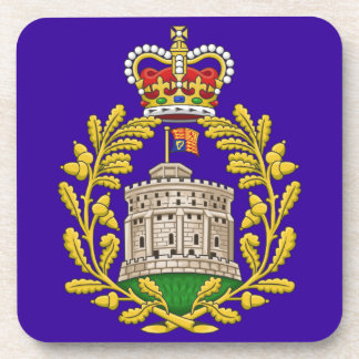 Badge of the House of Windsor Drink Coaster