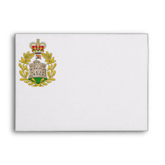 Badge of the House of Windsor Envelopes