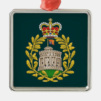 Badge of the House of Windsor Metal Ornament