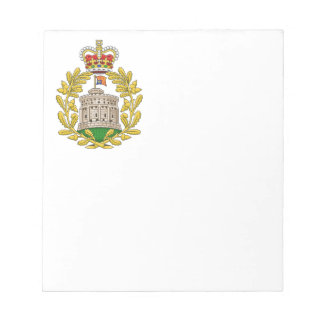 Badge of the House of Windsor Notepad