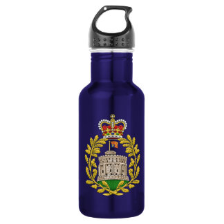 Badge of the House of Windsor 18oz Water Bottle
