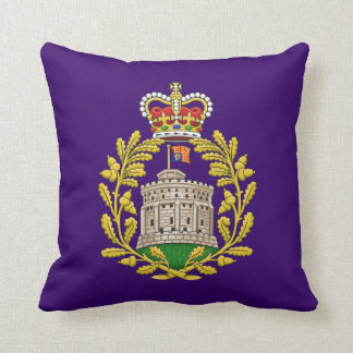 Badge of the House of Windsor Pillow