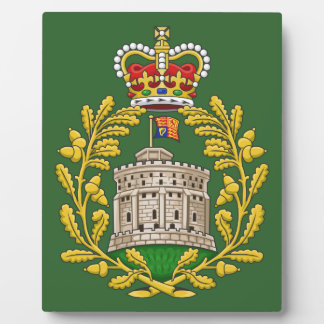 Badge of the House of Windsor Plaque