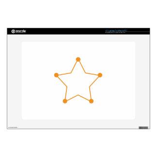 Badge Outline Skins For Laptops