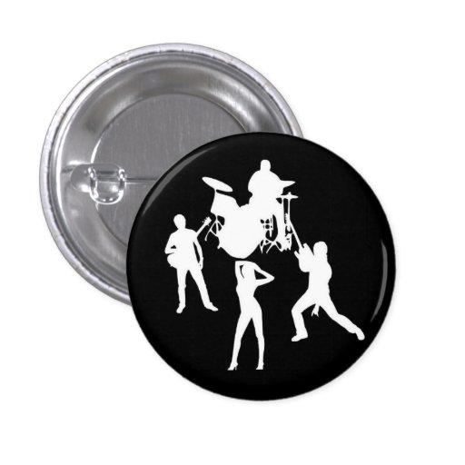 Badge Pinback Button