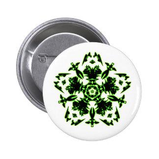 Badge psychédélique n°2