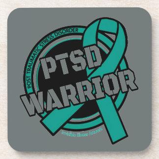 Badge...PTSD Coaster