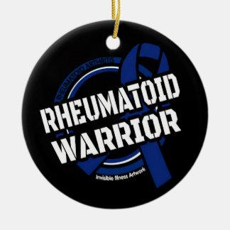 Badge...RA Ceramic Ornament