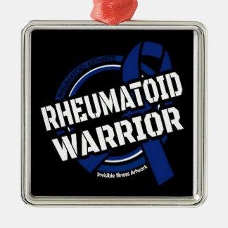 Badge...RA Metal Ornament