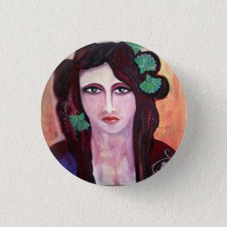 Badge. Spanish Beauty. Button