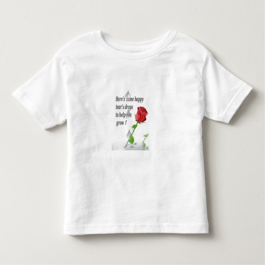 badge toddler t-shirt