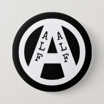 Badge with ALF symbol Button