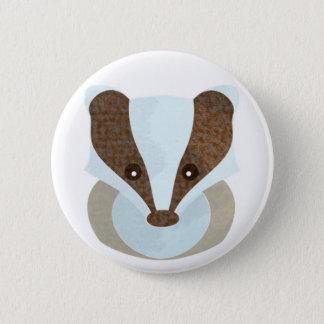 Badger Badge Button