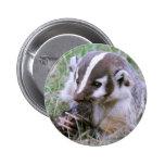 Badger Button