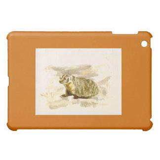 Badger iPad Case