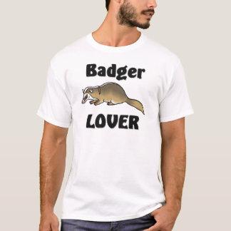 Badger Lover T-Shirt