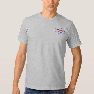 Badger Milk Shirt