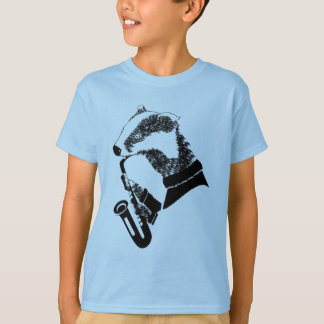 Badger Saxophone T-Shirt