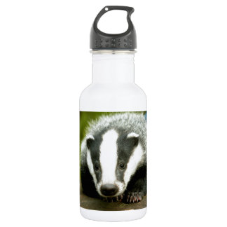 Badger - Stunning pro photo! Stainless Steel Water Bottle