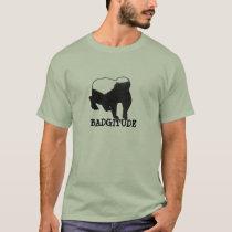 Badgitude Honey Badger Attitude T-Shirt