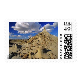 Badlands at Dinosaur Provincial Park in Alberta, 3 Postage