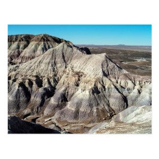 Badlands azules del Mesa, parque nacional del Tarjeta Postal