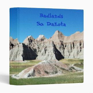 Badlands Binder
