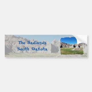 Badlands Bumper Sticker