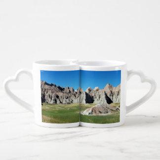 Badlands Couples Coffee Mug